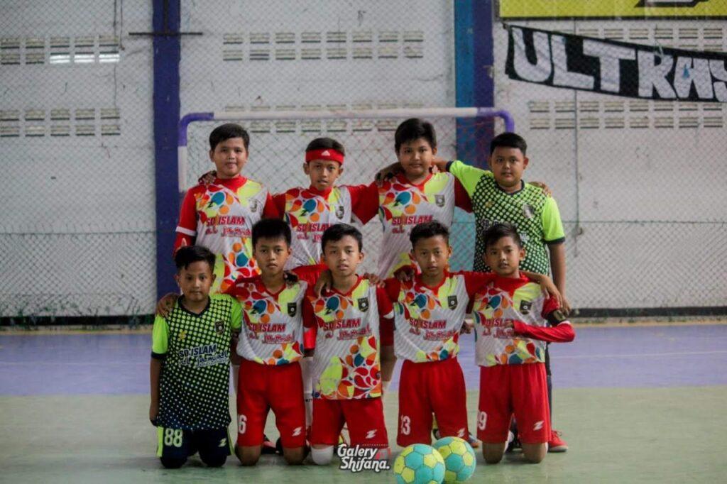 Tim Futsal SDI Al Jamal